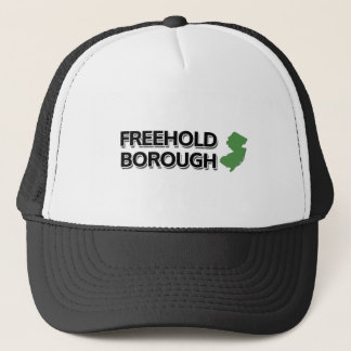 Freehold Borough, New Jersey Trucker Hat