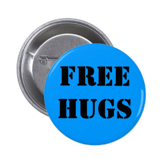FREEHUGS 2 INCH ROUND BUTTON