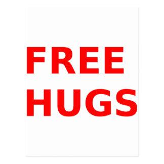 freehugs post card