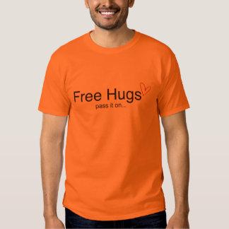 freehugs tshirts