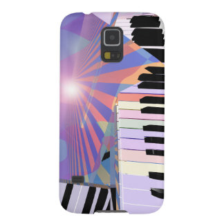 Freeing Keyboard Music Galaxy S5 Case