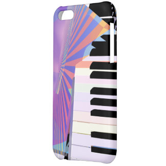 Freeing Keyboard Music iPhone 5C Cases