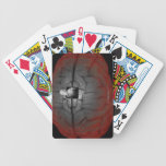 Freeing the Mind Bicycle Playing Cards