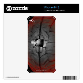 Freeing the Mind Skin For The iPhone 4S