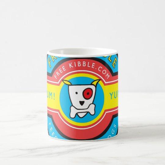 Freekibble Logo mug