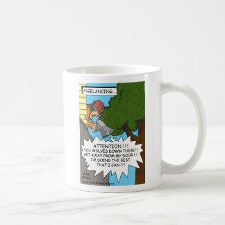Freelancing... Coffee Mug