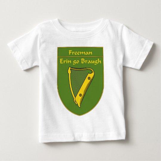 Freeman 1798 Flag Shield Baby T-Shirt