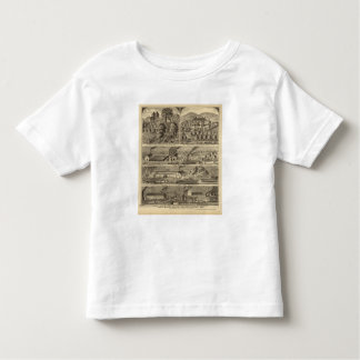 Freeman Brothers Works, Ohio Toddler T-shirt