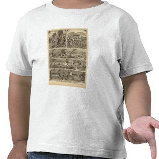 Freeman Brothers Works, Ohio Tee Shirts