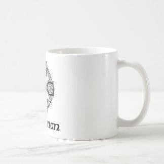Freeman Celtic Cross Coffee Mug
