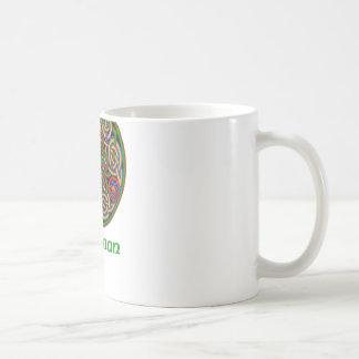 Freeman Celtic Knot Coffee Mug