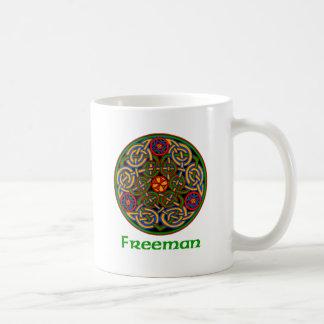 Freeman Celtic Knot Mug