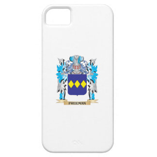 Freeman Coat of Arms - Family Crest iPhone 5 Case