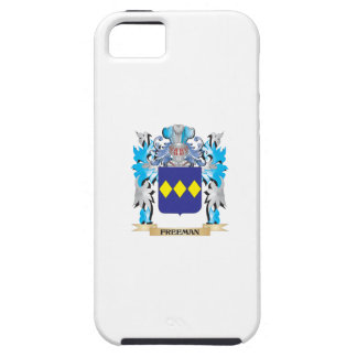 Freeman Coat of Arms - Family Crest iPhone 5 Cover