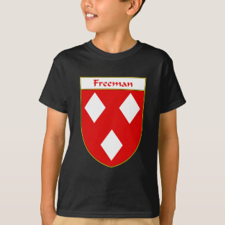 Freeman Coat of Arms/Family Crest T-Shirt