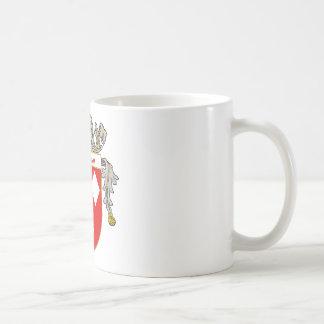 Freeman Coat of Arms (Mantled) Coffee Mug