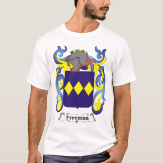 Freeman Family Coat of Arms T-shirt