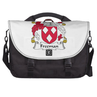 Freeman Family Crest Computer Bag