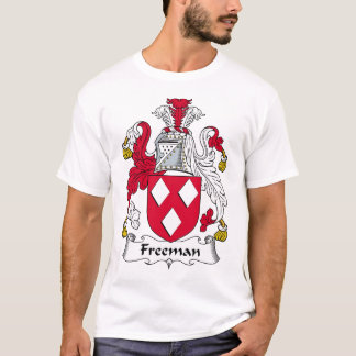 Freeman Family Crest T-Shirt