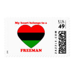 Freeman Postage Stamps