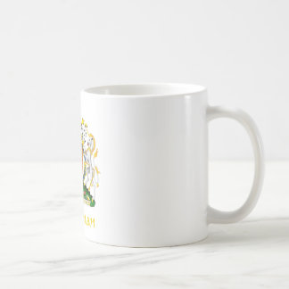 Freeman Shield of Great Britain Coffee Mugs