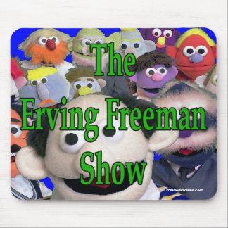 Freeman Show, trevrookfollies.com Mouse Pad