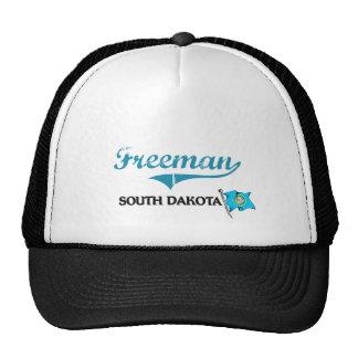 Freeman South Dakota City Classic Mesh Hats