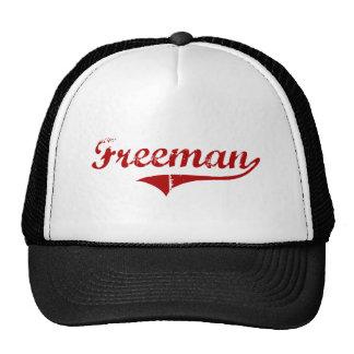 Freeman South Dakota Classic Design Hats