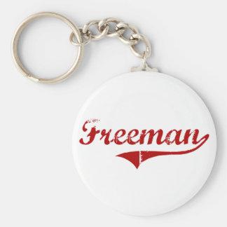 Freeman South Dakota Classic Design Keychains