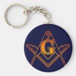 Freemason3 キーチェーン