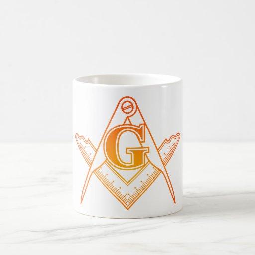 Freemason3 コーヒーマグ