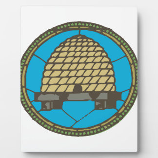 Freemason Beehive Plaque