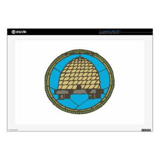 Freemason Beehive Skin For Laptop