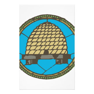Freemason Beehive Stationery