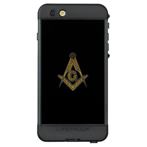 Freemason (Black & Gold)