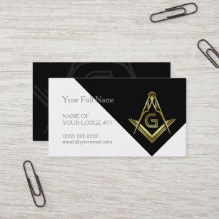 Freemasonry office school products zazzle freemason business cards masonic templates maxwellsz