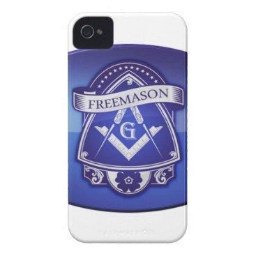 USA Themed freemason Case-Mate iPhone 4 case