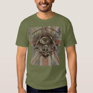 Freemason de Hiram Abiff con la camisa de los