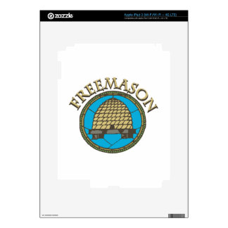 Freemason Decal For iPad 3