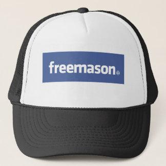 Freemason, Facebook style logo with small S&C Trucker Hat