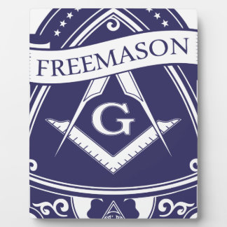 Freemason Illuninati All-seeing Eye Plaque