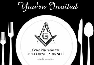 Freemasonry Invitations | Zazzle
