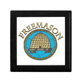Freemason Jewelry Box