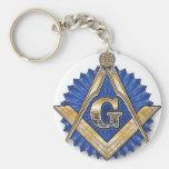 Freemason Keychains