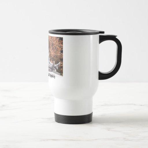 Freemason Memorial Gettysburg PA Coffee Mug