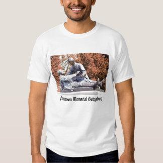 Freemason Memorial Gettysburg PA Tee Shirt