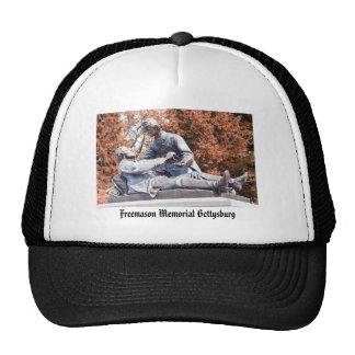 Freemason Memorial Gettysburg PA Trucker Hat