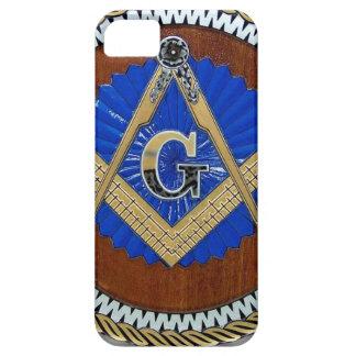 freemason NWO conspiracy square & compass iPhone 5 Cover