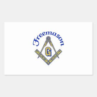 Freemason Rectangular Altavoces