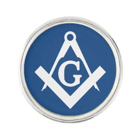 Freemason Pin